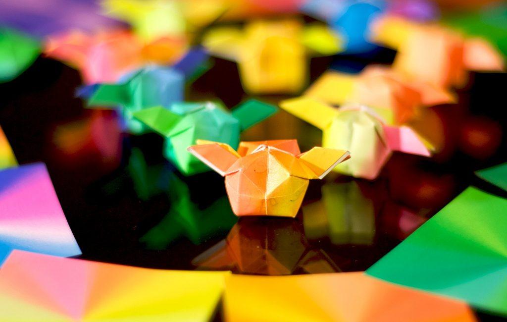 Lær alt om papirfoldning og origami