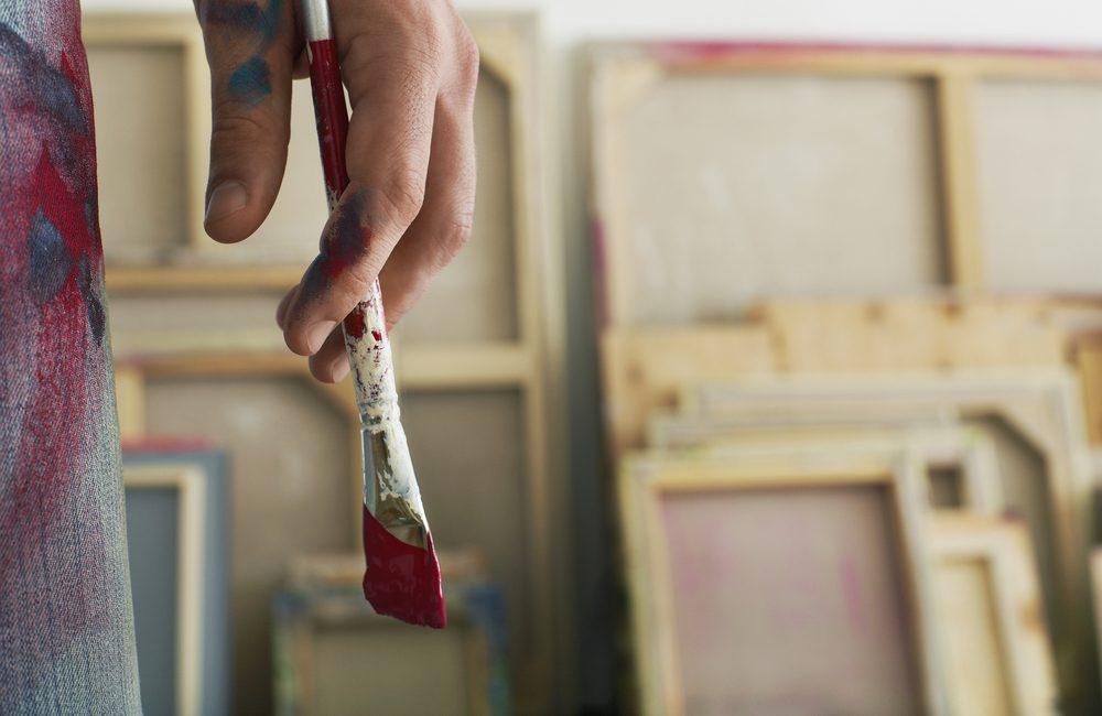 Find din indre kunstner frem