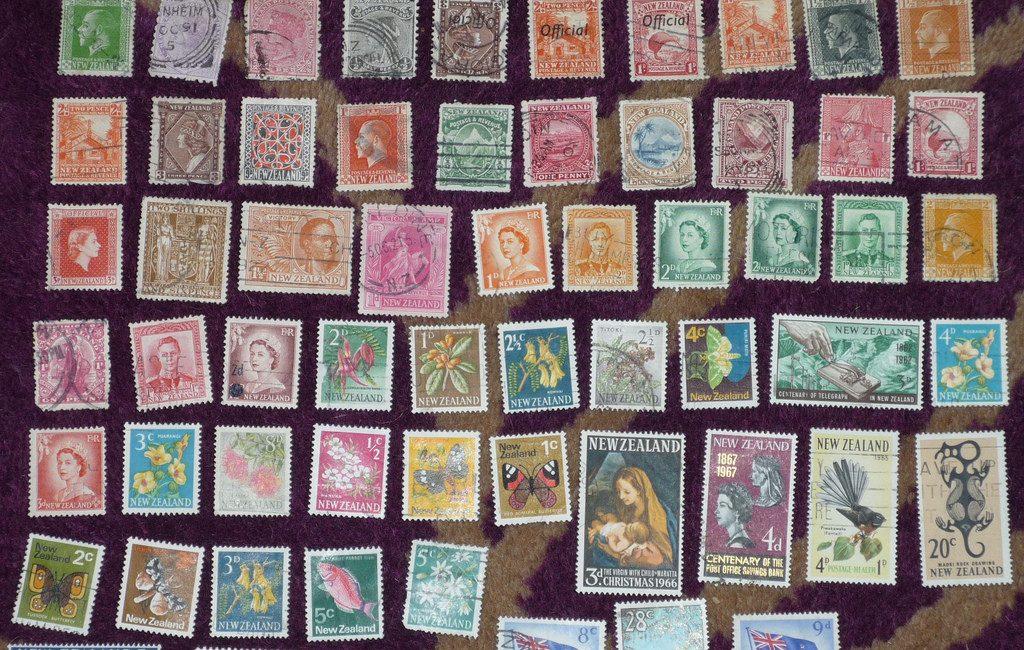 Verdens dyreste frimærke