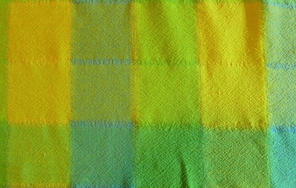 Lav selv en dug i patchwork