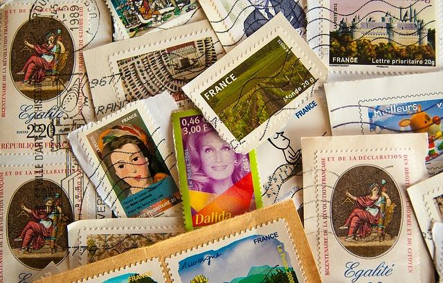 Gode råd om samling af frimærker