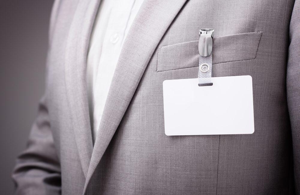 Et navneskilt kan fortælle noget om din personlighed