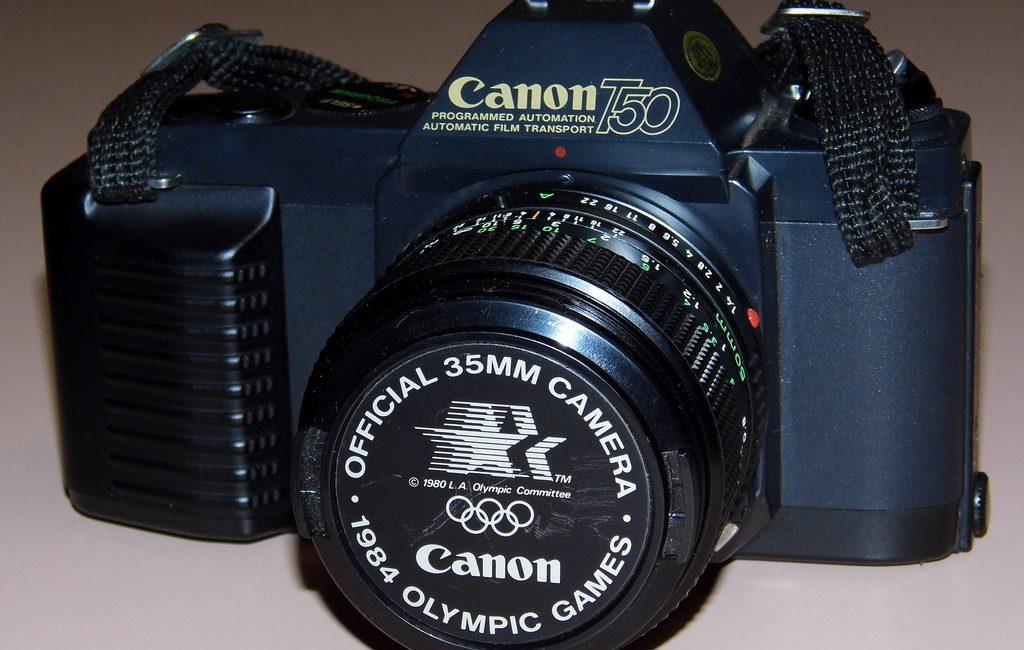 Bliv hobby fotograf med et spejlreflekskamera